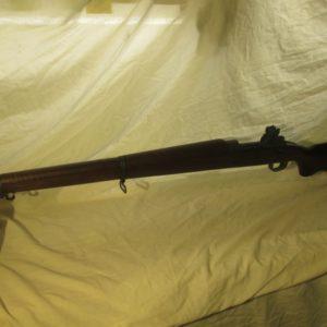 Fusil Springfield 1903-A3 calibre 30/06 tiré moins de 500 coups canon daté 8-44