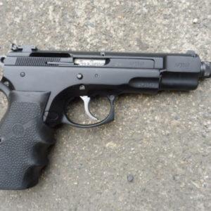 CZ Kadet en acier calibre 22 LR