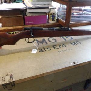 Belle carabine 22 LR