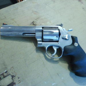Revolver Smith et Wesson Inox calibre 44 Magum 629/3 classic