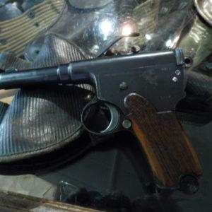 Rarissime pistolet Frommer 1910 calibre 7,65 Frommer
