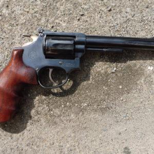 Revolver Taurus calibre 38 Spécial