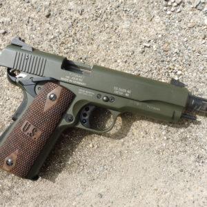 Pistolet calibre 22 LR Sauer &Sohn type 1911