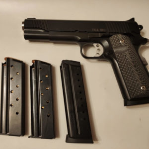 Bul 1911 5″ Government 9 mm (9 X 19)