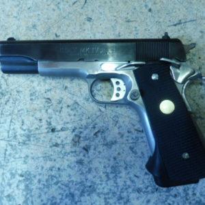 Splendide Colt Mark IV série 80 combat élite calibre 45 ACP