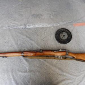 Fusil Lee-Enfield SMLE nr1 MK III calibre 303