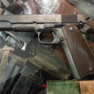 Pistolet 1911 A1 calibre 45 ACP