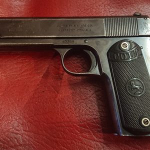 Rare pistolet colt 1903