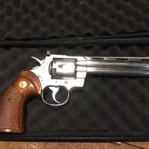 Beau Revolver Colt Python calibre 357