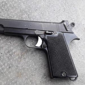 Pistolet Français PA 35 S calibre 7,65 long