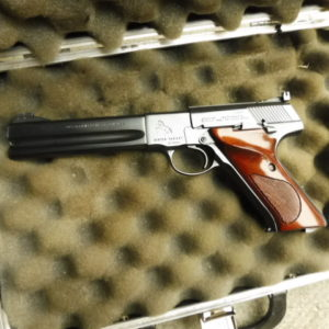 Splendide Colt Woodsman Match target calibre 22 LR