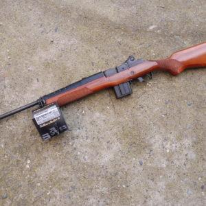 Belle carabine Ruger Mini 14 calibre 223