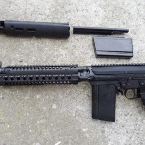 Superbe fusil semi automatique FAL L1A1