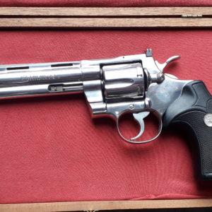 Revolver Colt Python calibre 357