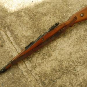 Mauser 98 k monomatricule rebronzé