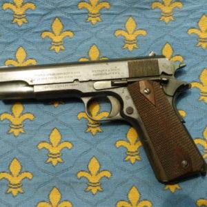 Pistolet colt 1911