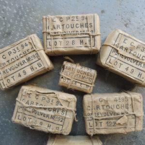 Trousses d'époque de cartouches de 8mm