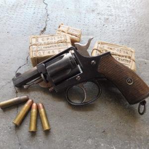 "Rare Revolver en catégorie ""D"""