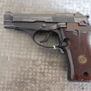 Joli pistolet Beretta 87 BB
