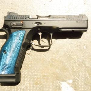 """Pistolet Tchèque de la maison CZ le """"Shadow 2"""" calibre 9 X 19"""