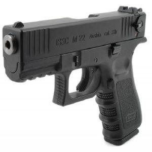 copie réplique du Glock 17 en 22lr