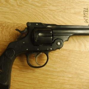 Réplique espagnole d'un Smith et Wesson à brisure pour l'armée Anglaise en calibre 455