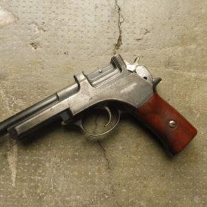 Rarissime pistolet semi-automatique Mannlicher 1901