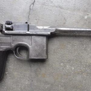 Pistolet Mauser C96 type 1912 dans son jus intouché