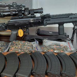 Carabine ARSENAL ARMS construit neuf en semi-automatique