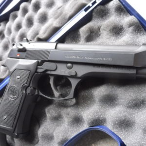 Pistolet Beretta 92 modification FS en calibre 9 x 19