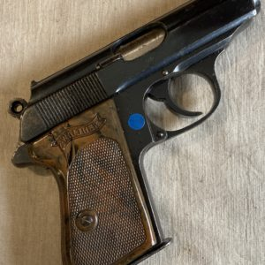 "Walther PPK de l'usine Zelha-Melhis en calibre 7;65 catégorie ""B""1"