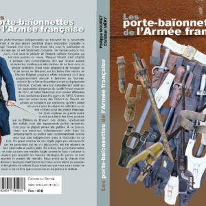 Nouveau livre sur les porte-baïonnettes français par Christian Mery des éditions du BREVAIL