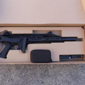 Carabine moderne Scorpion EVO 3 s1 carbine calibre 9×19, livrée avec 2 chargeurs