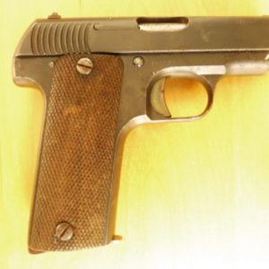 "Splendide pistolet Ruby de belle fabrication ""ASTRA"" (dit ASTRA MOD 1915)"