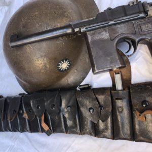 Pistolet Shanxi modèle 17 calibre 45 A.C.P.