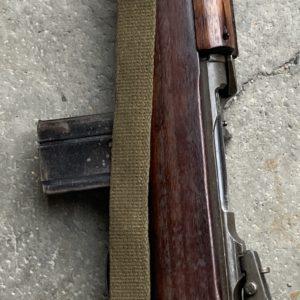Belle carabine USM1 précoce fabrication NMP canon daté 11/1943bois high wood
