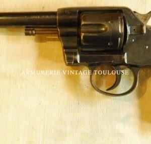 Revolver Colt 1895 calibre 38 dit U.S. ARMY MODEL 1901