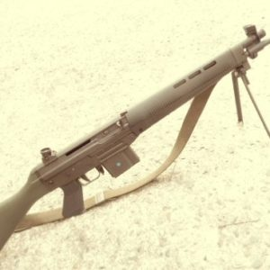 Carabine semi automatique SIG Manurhin calibre 243 Winchester