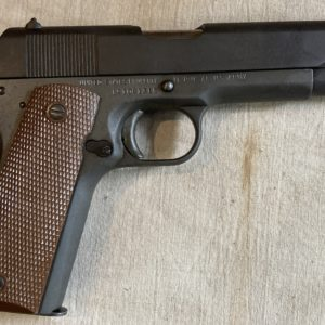 "Rare variante d'origine du pistolet 1911 A1 calibre 45 A.C.P. fabrication""Union Switch & Signal company de Swissvale"