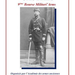 9ème bourse Militari'Arms Dimanche 19 Septembre 2021