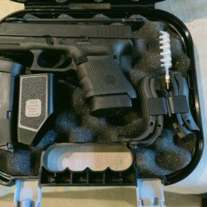 Pistolet Glock 30 calibre 45 ACP dernière génération