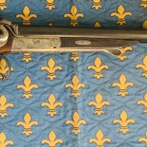 Extraordinaire express juxtaposé à balle en calibre 28 fabriqué parAlbert Staehle